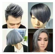 salt and pepper hair colour 2017 most popular grandma gray hair dye wax hair one time molding