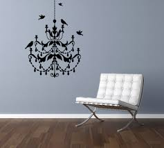 animals and insects wall decals and vinyl graphics chandelier and birds room vinyl animals insects wall decals