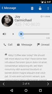 visual voicemail for android my visual voicemail android apps on play