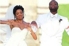 gabrielle union wedding dress gabrielle union and dwyane wade made their wedding look like