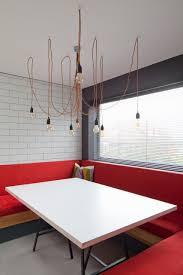 Kitchen Design Brighton Feature Wallpaper To Modern Kitchen Home Refurbishment