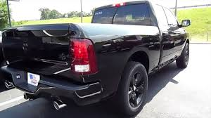 new jeep truck 2014 thomson chrysler dodge jeep ram new 2014 ram 1500 black top