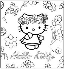 kitty 125 cartoons u2013 printable coloring pages