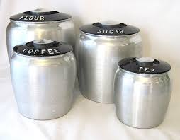 vintage canisters for kitchen 88 best assorted canisters images on kitchen canisters