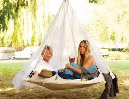 tiipii bed luxury transportable hammock gadget flow
