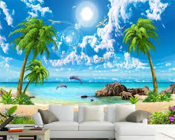 compare prices on sea scenery mural online shopping buy low price