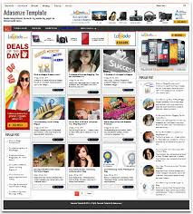 adasenze high ctr premium responsive blogger template softdews