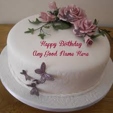 Free Sample Birthday Wishes Fresh Roses With Name Birthday Wishes Cakes Photo Free
