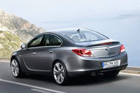 opel gold opel insignia too many names for one car