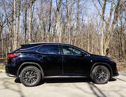 lexus rx 350 all wheel drive review review 2016 lexus rx 350 f sport awd 95 octane