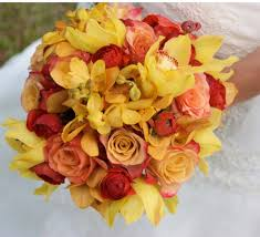 Wedding Flowers Fall Colors - 26 best wedding flowers images on pinterest bridal bouquets