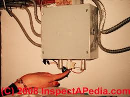 inspection repair guide for low voltage building wiring lighting systems