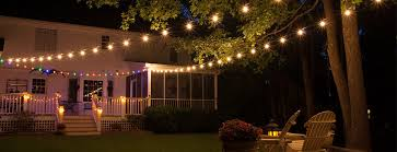 Garden Patio Lights Patio Lights Yard Envy