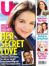 katie holmes is u0027having a romantic fling with jamie foxx u0027 daily
