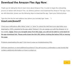 amazon black friday android app amazon flex app download for android and iphone rideshare dashboard