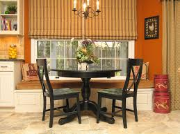 round table pizza beaverton round table banquette seating dining room traditional with built in