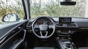 Audi Q5 Interior 2016 - 2018 audi q5 first drive with price horsepower specs and photos