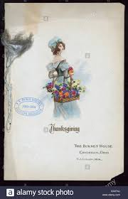 thanksgiving day breakfast held by burnet house at cincinnati