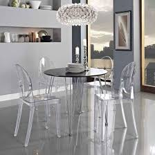 awesome lamps plus bar stools part 7 clear dining room table