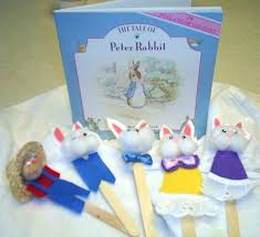 rabbit treehouse image result for rabbit treehouse paper bag stick puppets