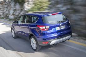 2016 ford kuga facelift on sale now costing from 20 845 autocar