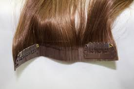 Brown Hair Extensions by Queen C Hair Airess Chocolate Brown Hair Extensions For Thin Hair Fine