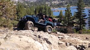 rubicon trail fj40 near buck lake rubicon trail marlin roundup youtube