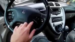 xsara picasso audio controls on steering wheel stock radio cd