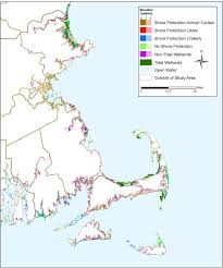 Massachusetts State Map by Adapting To Global Warming