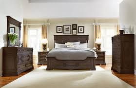 Home Design Store Manchester Manchester Court King Panel Bedroom Set Closeout By American