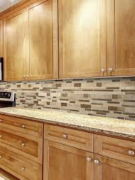 TRAVERTINE SUBWAY MIX Backsplash Tile Ivory Beige Brown - Travertine tile backsplash