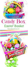 how to make the best diy candy box easter baskets natural beach