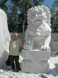 pictures of foo dogs fu dog statue marble sculpture foo dogs temple guardian lion