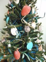 beach theme christmas tree christmas lights decoration