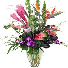 tropical flower arrangements tropical flowers marietta tropical flower arrangements marietta