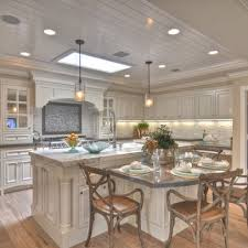 curved kitchen islands with seating curved banquet at end of