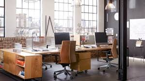 elegant industrial style office furniture and home decoration for