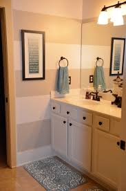 Painting Bathroom Walls Ideas Best 20 Striped Bathroom Walls Ideas On Pinterest Stripe Walls
