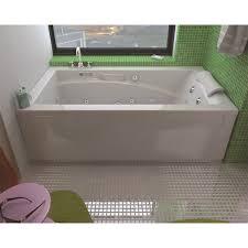 maax 101269 000 optik 66 x 36 x 22 regular soaking tub homeclick