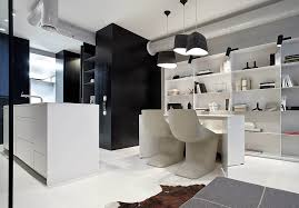 choreographing a modern black and white interior u2013 adorable home
