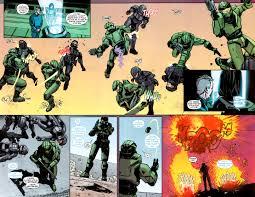 Chief Reaction Full Motion Wall Mount Judge Dredd Vs Robocop Vs Master Chief Vs Doom Marine Whowouldwin