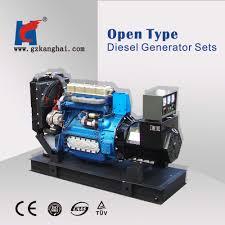 smart genset controller open type diesel generator 30kva groupe