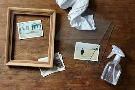 How To Hang Poster Without Frame 3 Ways To Frame Art That Are Actually Affordable