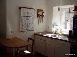 hängele küche ferienhaus zum kirchenschuster mittelfranken altmühltal