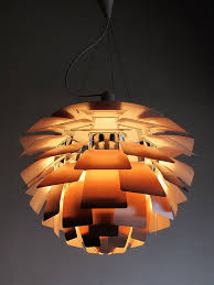 Artichoke Pendant Light Artichoke Copper L By Poul Henningsen Artichoke Pendant Light
