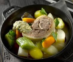 cuisiner une tete de veau tête de veau blanche sauce gribiche sud ouest gourmand le