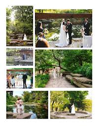 lincoln park conservancy lily pool weddings