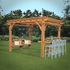 Awning Gazebo Interior Design Oasis 12 Ft X 10 Ft Pergola Browns Tans More