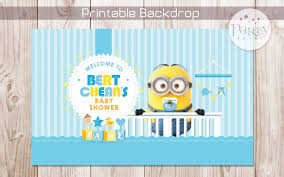 minion baby shower templates minion baby shower invitations together with baby