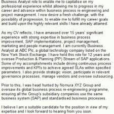 cover letter intelligence analyst cover letter intelligence